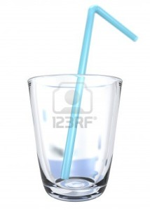 stop drinking water