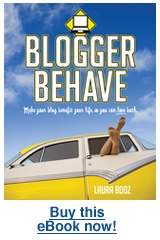Book Review: Blogger Behave