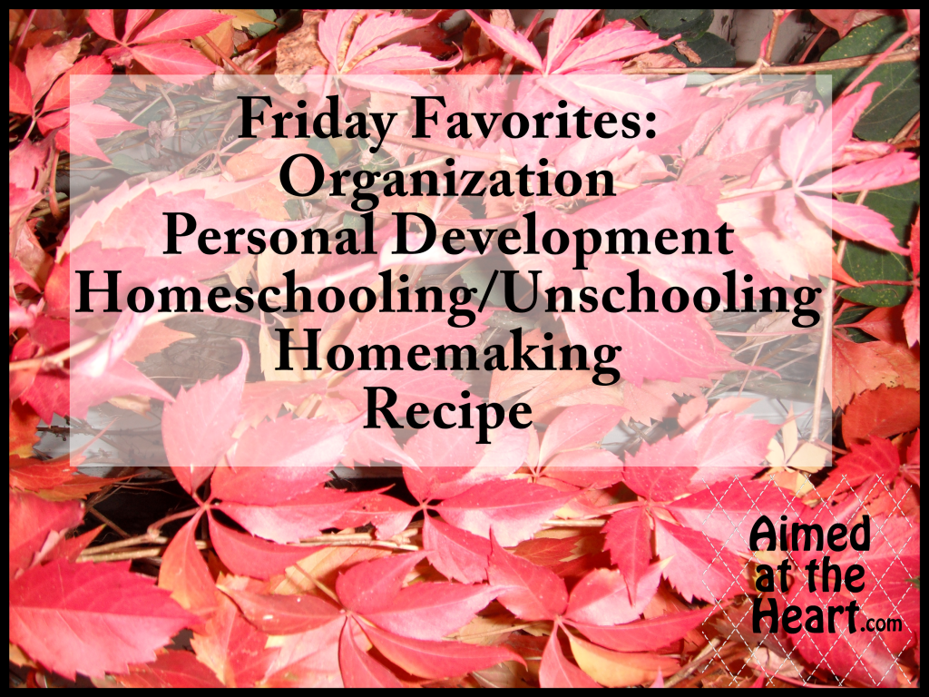 Friday Favorites: What I've been reading in August 2013 - by Aimed at the Heart