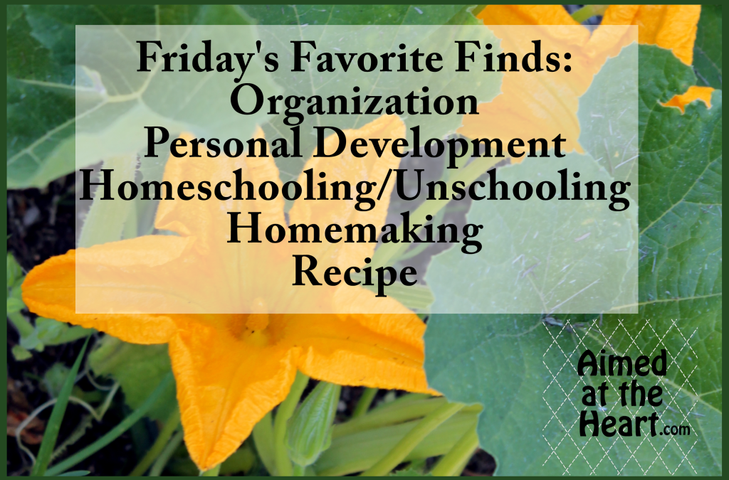 Friday's Favorite Finds: Best Blog Posts of September 2013